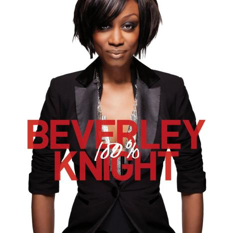 Beverley Knight - 100% (Official Album Cover)