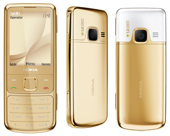 Nokia-6700-classic-Gold-Editionloft