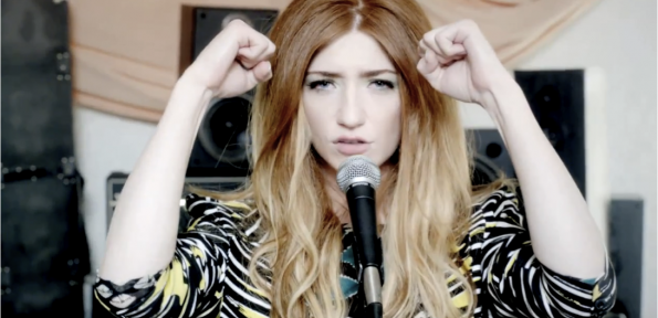 nicola-roberts-beat-of-my-drum-solo