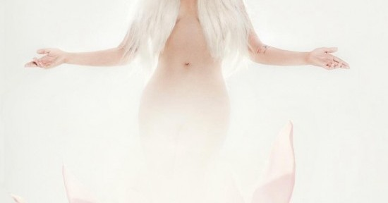 christina aguilera lotus album cover new 2012