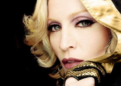madonna 2012 gold new