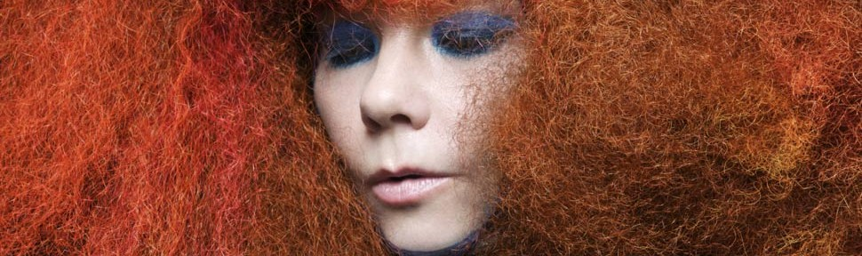 bjork mutual core red hair