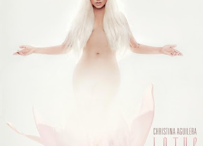 christina aguilera lotus cover new leak