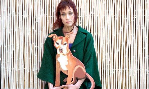fiona apple dog