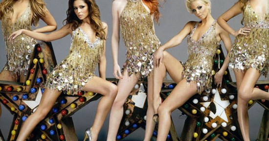 girls aloud 2012