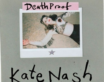 kate nash death proof cover