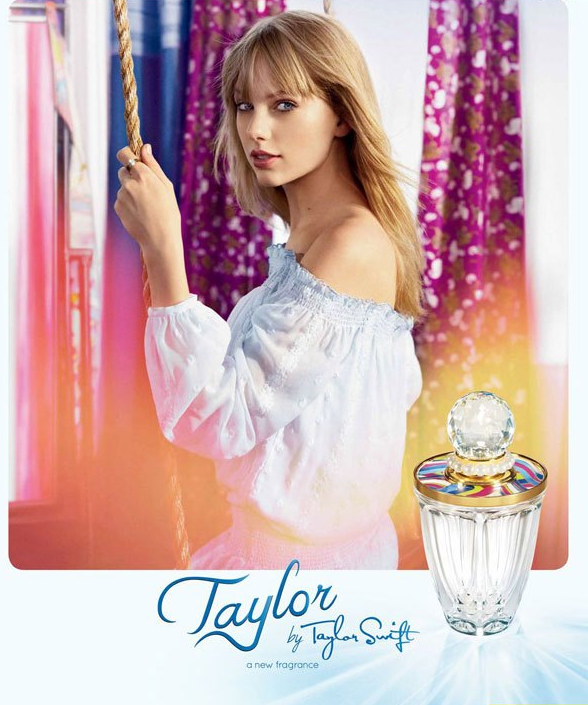 taylor swift perfume fragrance
