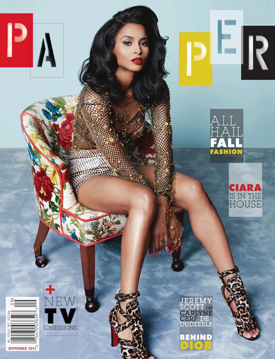 ciara-covers-paper-magazine-september-2013
