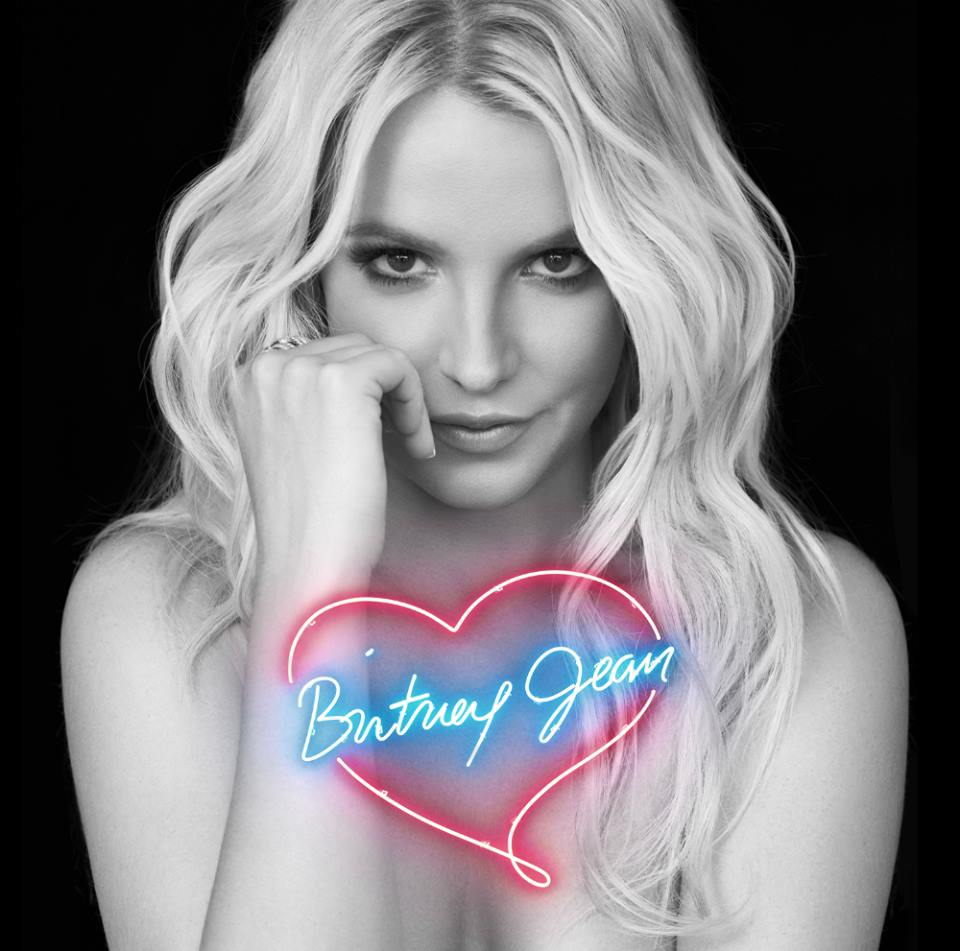 Terrible. But, we don't expect much from Britney when it comes to cover art.