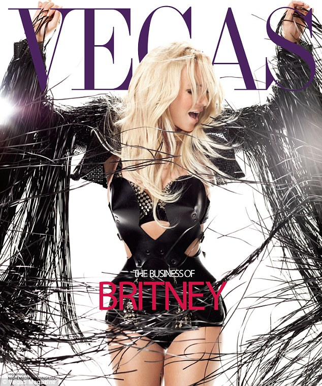 britney spears begas magazine