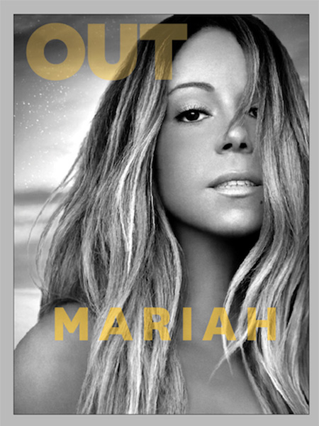 mariah carey out magazine cover