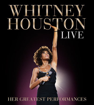 whitney houston live